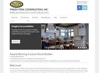 131 Best Contractor Website Designs Images On Pinterest