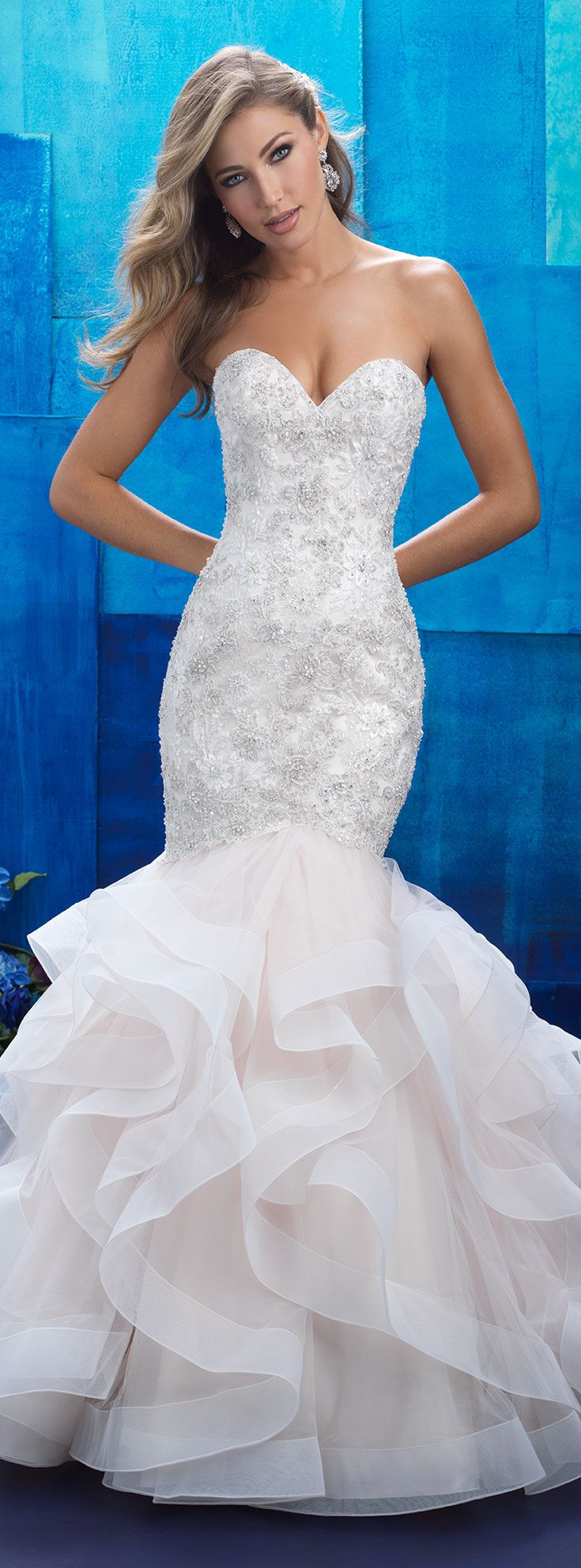 17 Best Ideas About Mermaid Dresses On Pinterest