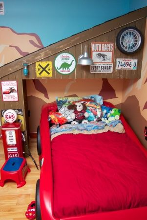Adens Room · Car BedroomBedroom DecorBedroom IdeasBoys Room DesignBig Boy RoomsLightning  McqueenBabies ...
