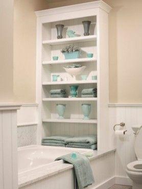 50 skvělých tipů, kam ukládat v koupelně ručníky