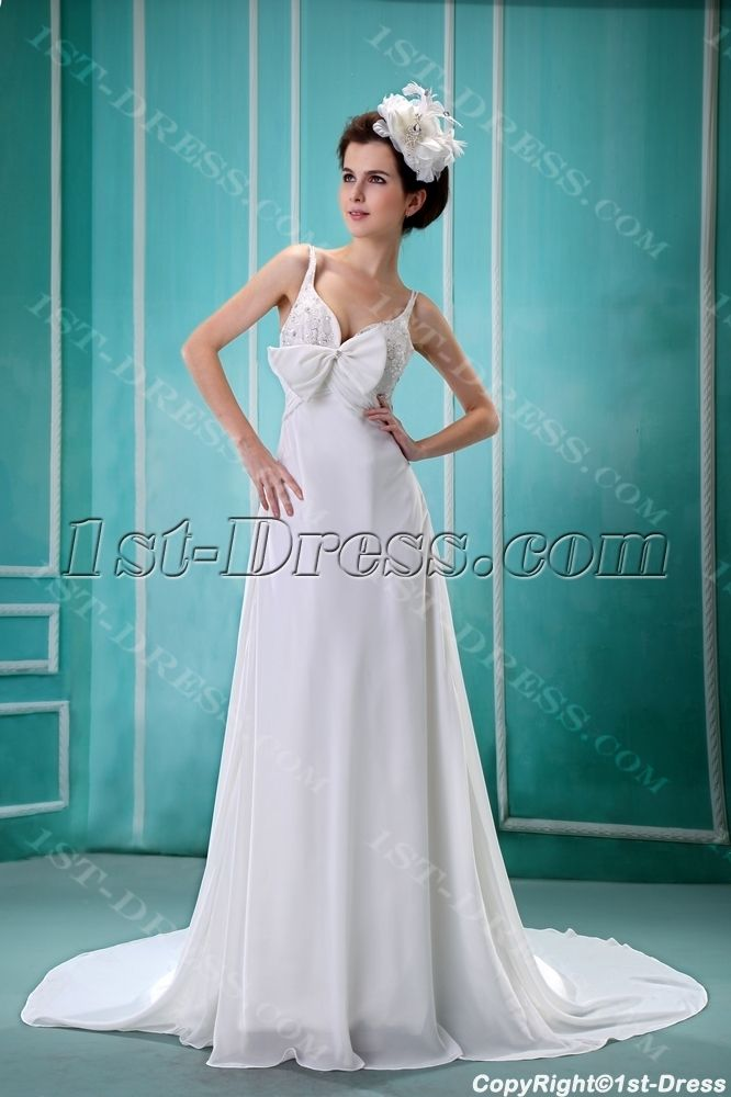 132 best A-line Wedding Dresses images on Pinterest   Short wedding ...