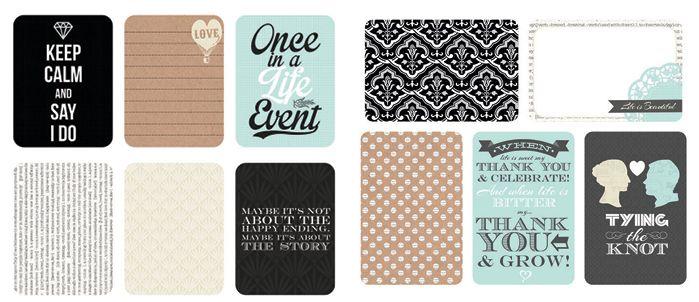 Celebrate Life Captured Moments Cards | CM311 & CM111