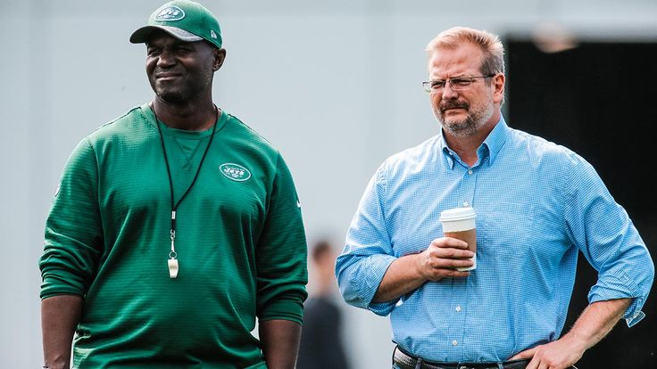 [Jets] We have extended the contracts of general manager Mike Maccagnan and head coach Todd Bowles.   https://twitter.com/nyjets/status/946794612118736896  Submitted December 29 2017 at 12:26PM by ValKilmsnipsinBatman via reddit http://ift.tt/2pY6buQ