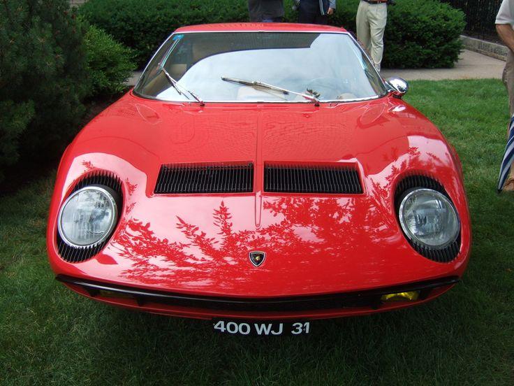 1969 Lamborghini Miura 400S