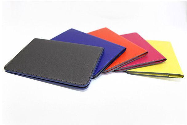 Leather Anti Skimming Passport Case