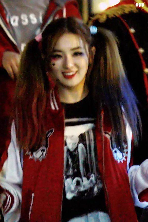 Seulgi Red Velvet Smile