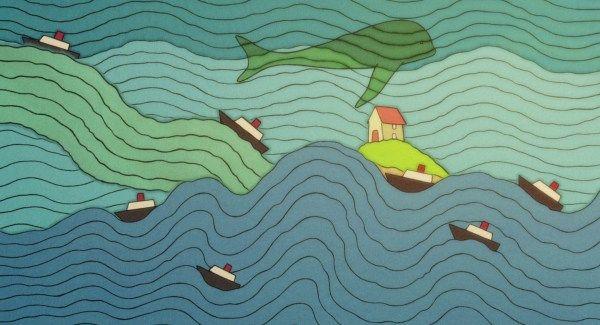 Ponyo 2008 Animation Screencaps In 2020 Ponyo Studio Ghibli Hayao Miyazaki