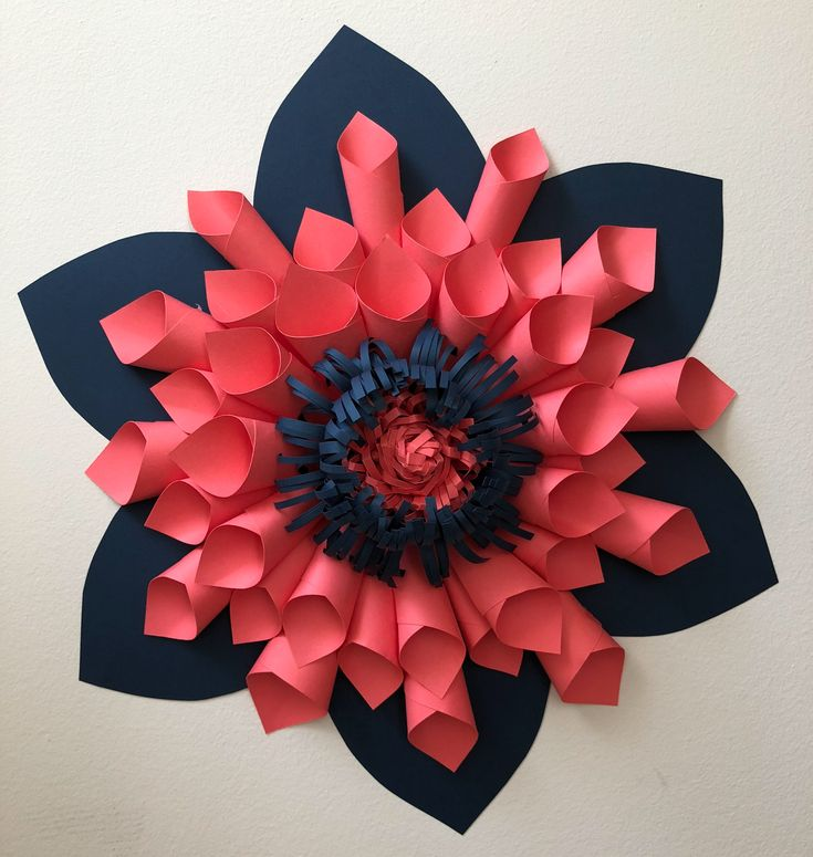 how to make tissue paper flowers verywell family - 735×775