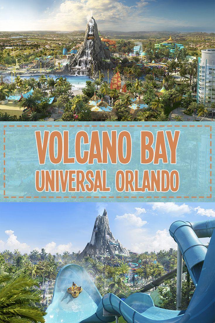 Découvrez le nouveau parc d'attraction aquatique Volcano Bay à Universal Orlando, en Floride !  Concept révolutionnaire puisqu'ils annoncent un parc aquatique sans files d'attente !   Pour en savoir plus, lisez l'article ci-dessous : http://www.passionamerique.com/volcano-bay-universal-orlando/