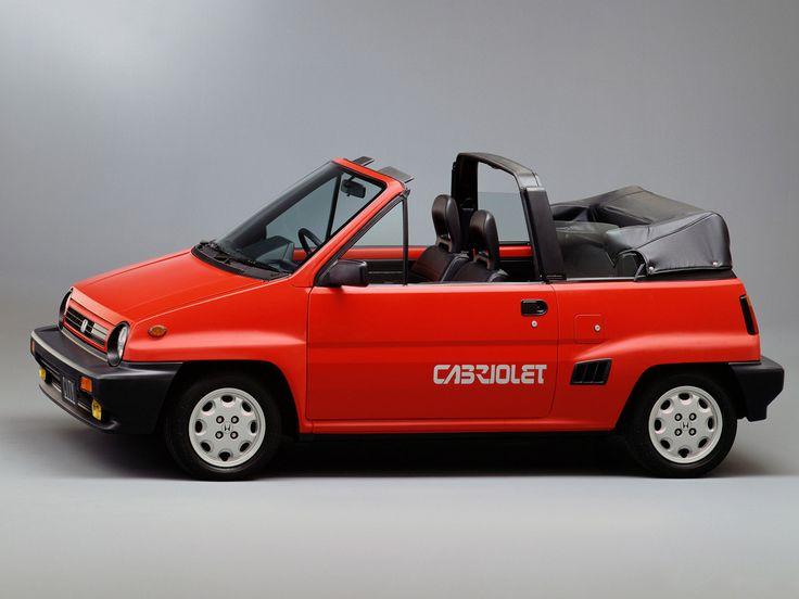 Honda City Cabriolet 1984