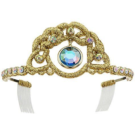 Disney Store Brave Princess Merida Deluxe Costume Tiara Crown for Girls Ages 3  -- See this great product.