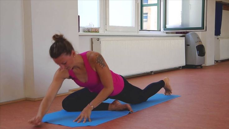 Yoga for Cyclists video