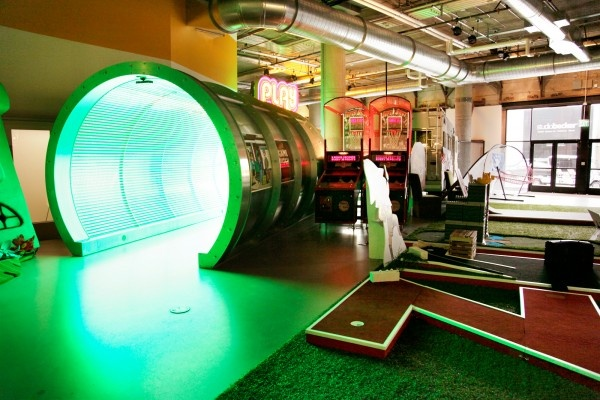 44 best inspiration achievers office design images on for Zynga office design