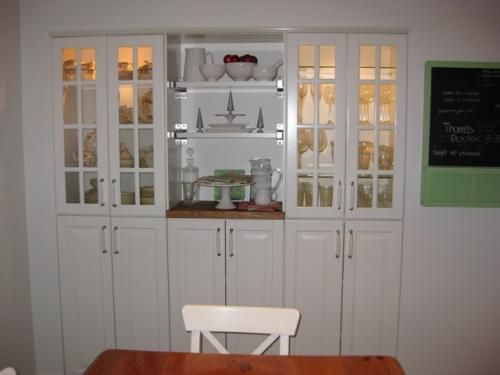 14 best Dining cupboards images on Pinterest Kitchen ideas