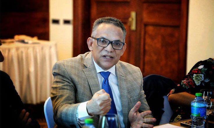 Camejo afirma avanza proceso reorganización de macroestructura del Poder Ejecutivo