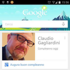 Google My Answers e Google Now: il social inizia da noi stessi.  Google è sempre più presente nella quotidianità dei suoi utenti ed è sempre più in grado di imporsi come assistente personale, ricordandoci appuntamenti e date importanti, aiutandoci a raggiungere i luoghi dove dobbiamo arrivare, segnalandoci notizie di nostro interesse, etc.