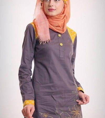 Baju Muslim Azka Blus Let's Play 1 BSK 16 – Abu Shark