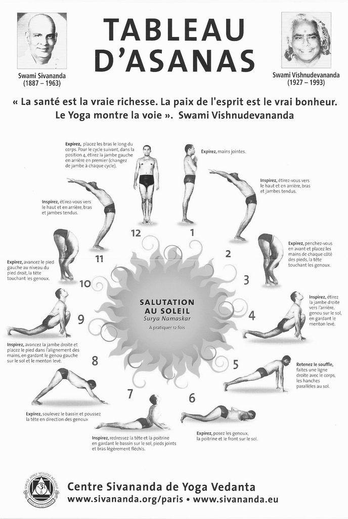 La Salutation au Soleil expliquée - Anaïs Yoga  cc9b3ac4519