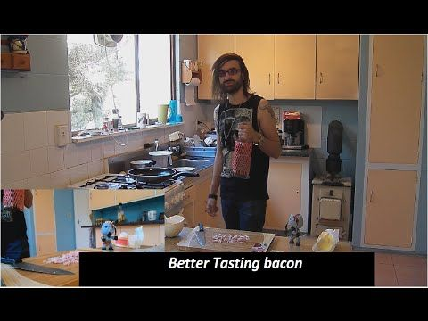Better Tasting bacon