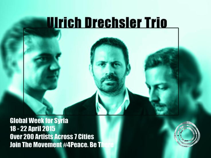 Musicians:   Orwa Saleh - oud / Syria Christoph Cech - piano / Austria Ulrich Drechsler - bass clarinet, basset horn, duclar / Germany