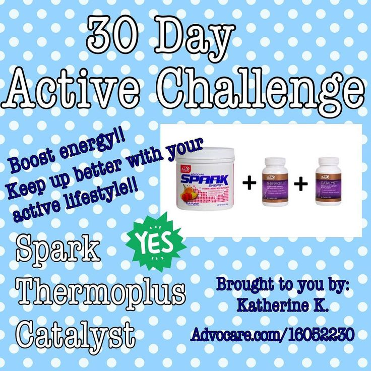 ✨ Hey there busy bees!!! Presenting the Advocare Active Challenge!!! NO dieting, NO counting calories! Just add this products to your daily life for 30 days and FEEL the difference!✨ Clink the link in the bio⬆️ and start feeling more energized the first day!  #advocare#advostrong #challenge #active #health #fit #spark #thermoplus #catalyst #30days #atx #fitgirl #independentdistributor #tryit #feelthedifference
