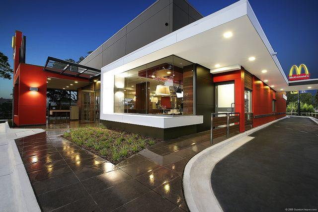 mcdonalds meets architecture