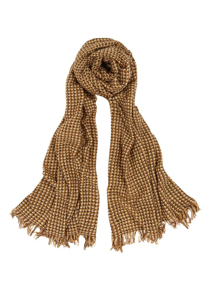 Op zoek naar Isabel Marant Étoile Zali sjaal van in wolblend met kasjmier 220 x 55 cm  ? Ma t/m za voor 22.00 uur besteld, morgen in huis door PostNL.Gratis retourneren.