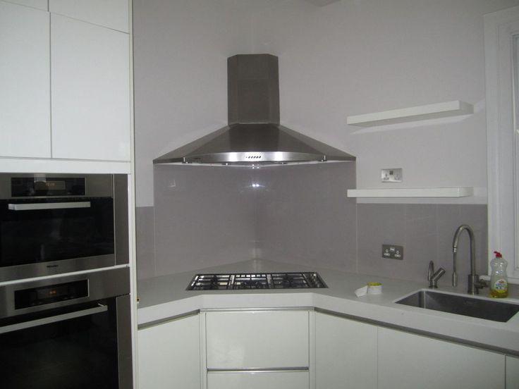 ELICA COOKER HOOD KITCHEN HYDRA (corner) in Home, Furniture & DIY, Appliances, Cookers, Ovens & Hobs | eBay