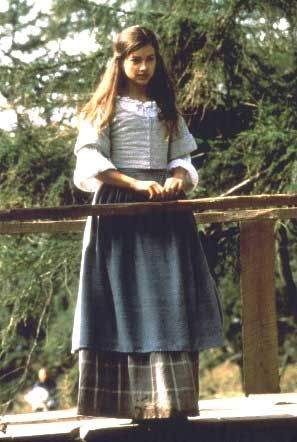 I adore this look. From the movie Lorna Doone