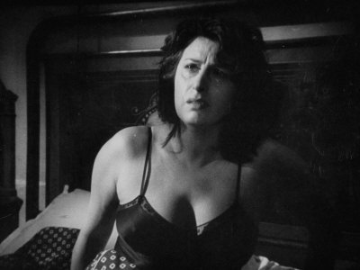 Anna Magnani: sexy, earthy bedroom shots.