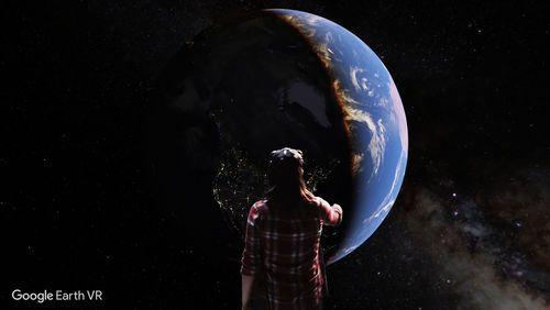 Explorez n'importe quelle partie de la planète avec Google Earth VR (Infos-du-Net)