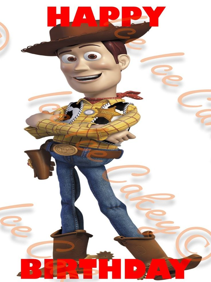 Woody, Toy Story - Rectangle