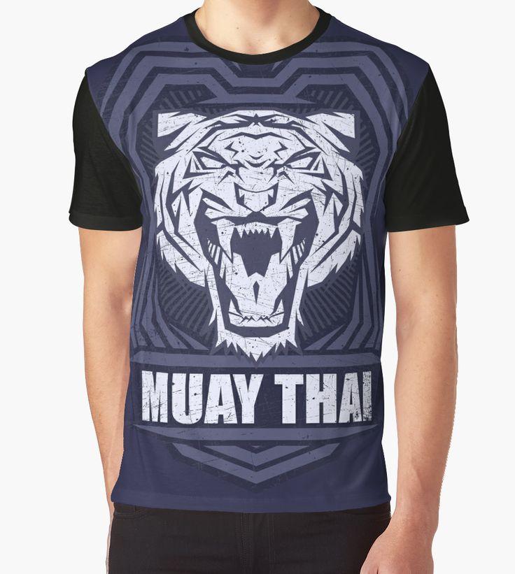 Muay Thai Power Shield - Tiger Scratch - Thailand Martial Art by lu2k