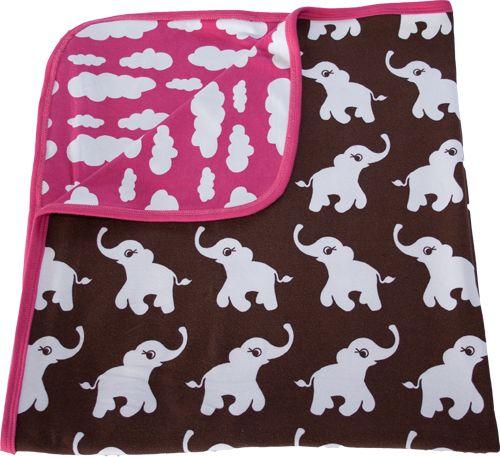 Denna filt är beställd av en alldeles ny bekantskap som behövde en filt till sin nya bebis. Jag måste säga att jag älskar den. Brunt/vit/rosa är en av mina favoritkombinationer. Vanligtvis syr jag …