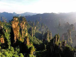 Las montañas de 'Avatar' / Marta Medel + @elviajero_pais | #china