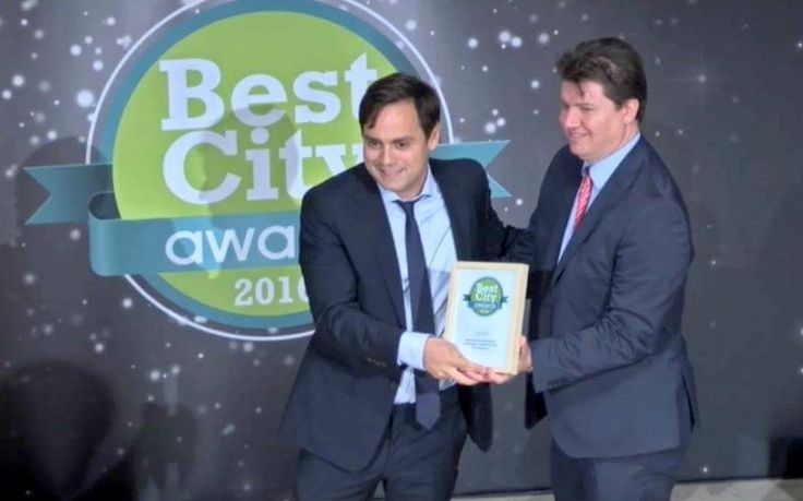 Best City Awards 2016: Το «Haidari Agenda» του Βαγγέλη Ντηνιακού απέσπασε ασημένιο βραβείο!