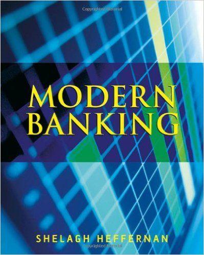 Modern Banking - Shelagh Heffernan | 335.67 HEF on line