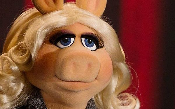 Lots of inspiration, diy & makeup tutorials and all accessories you need to create your own DIY Sesame Street Miss Piggy Costume for Halloween.