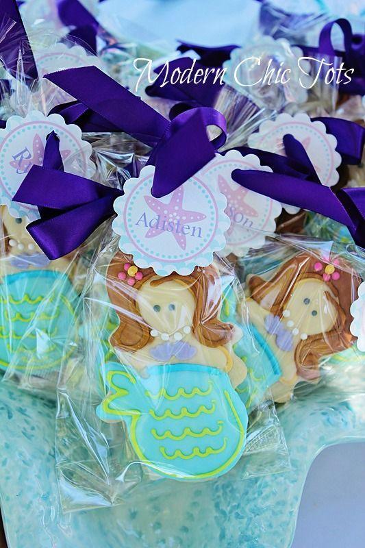 Mermaid Party Favor (ASK ZENAIDA)