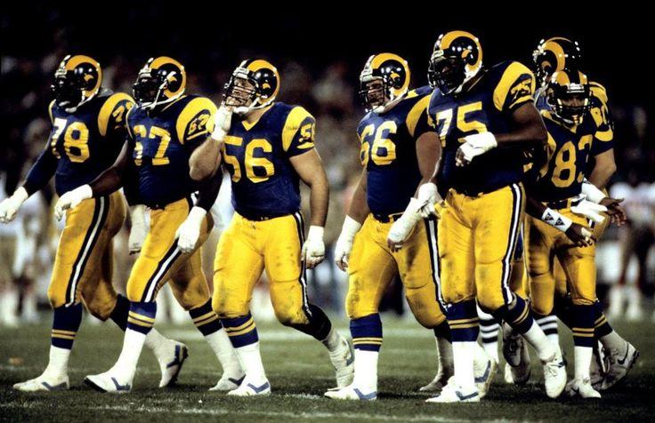 PHOTOS: Rams Uniforms Through the Years
