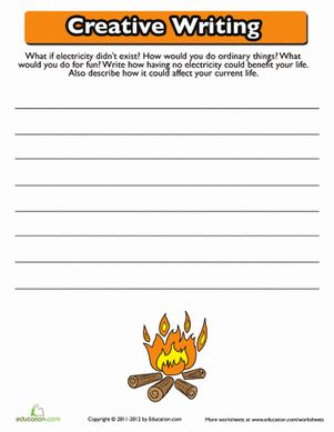 Worksheets Grade 2 Composition 24 best images about science electricity on pinterest activities creative writing electricity