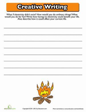 creative writings for grade 5