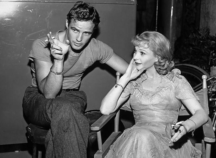 Marlon Brando-Vivien Leigh