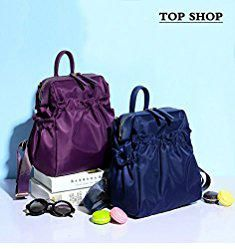 Renato Angi Bags. FTSUCQ Womens Fresh Preppy Backpack Travel Daypack Tote School Bags Shoulder Blue Satchels.  #renato #angi #bags #renatoangi #angibags