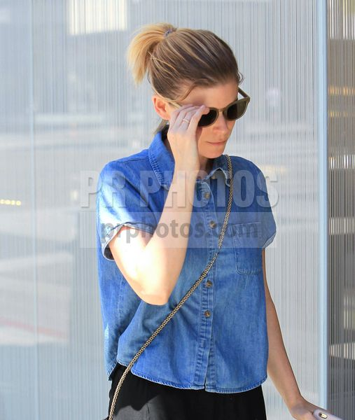 Kate Mara Sighted Shopping in Beverly Hills on June 20 2017