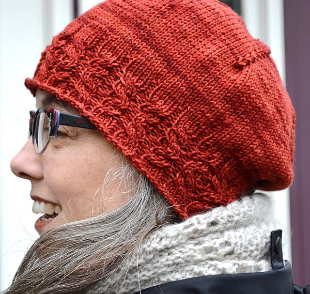 Ravelry: Beverly's Hat pattern by Larissa Brown