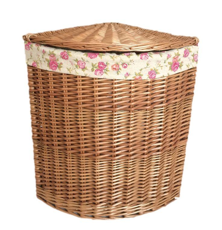 The 25 best corner laundry basket ideas on pinterest cheap laundry baskets plastic laundry - Laundry basket lights darks colours ...