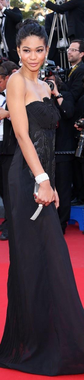 Chanel Iman...2013 Cannes Film Festival