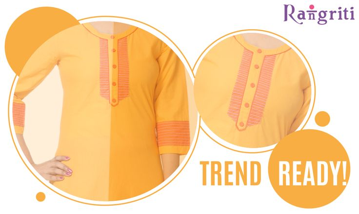 Make the uber cool summer trend with this bright and beautiful kurta. Get it here: bit.ly/1Dnq9wb #follow #pretty #style #girls #awesome #amazing #bestoftheday #picoftheday #tagstofollow #fashion #fun #beautiful #girlsfashion #fashionhub