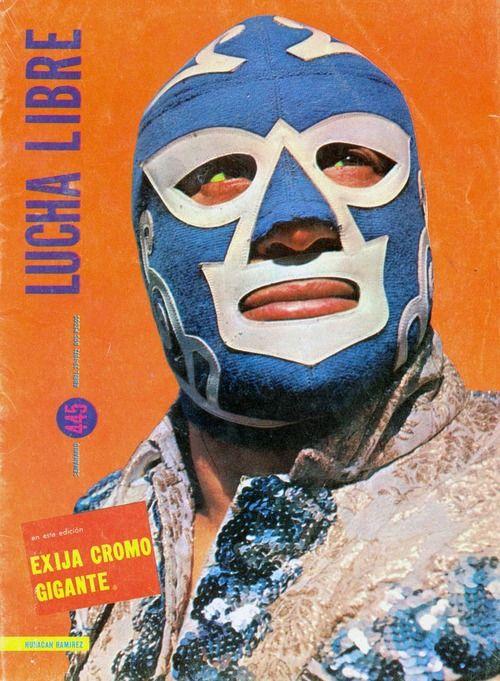 Lucha Libre magazine